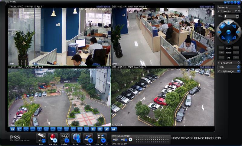 Những tiêu chuẩn cần có của giải pháp camera quan sát
