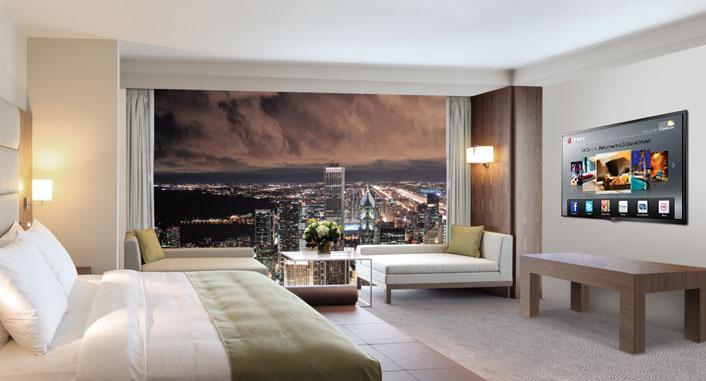 Giải pháp Hotel Tv – tăng danh tiếng và doanh thu cho khách sạn
