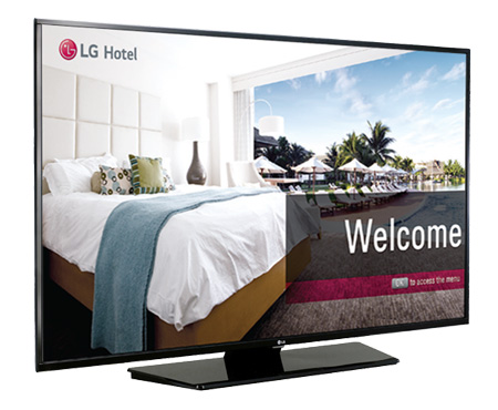 Commercial Lite Hotel TV LX341C Series