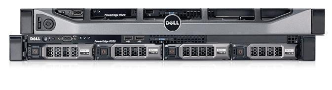 DELL PowerEdge R320