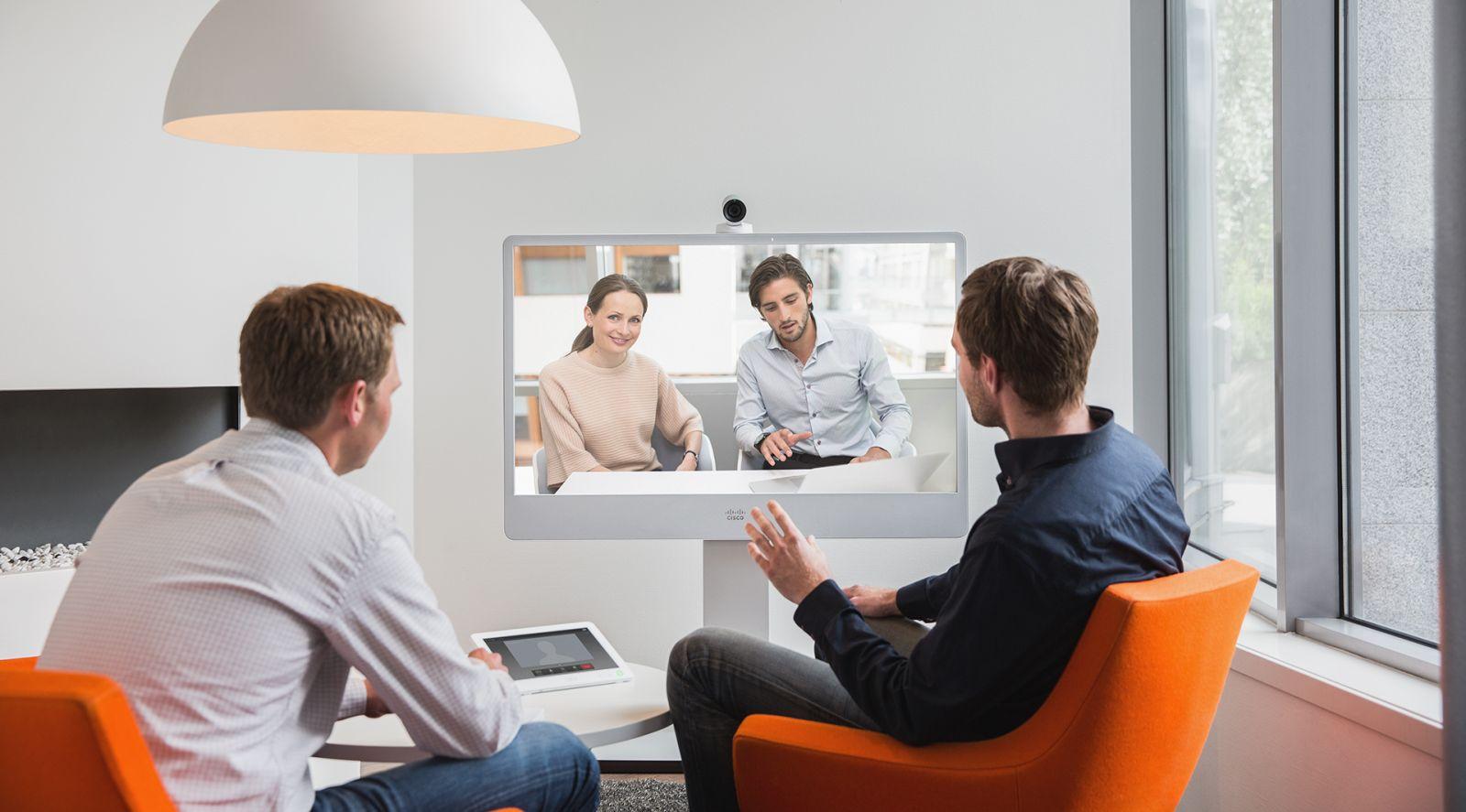 Ứng dụng giải pháp họp trực tuyến Lifesize trong lĩnh vực tài chính Hoi-nghi-truyen-hinh-cisco-ca-nhan