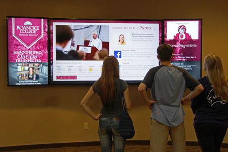 màn hình quảng cáo chuyên dụng