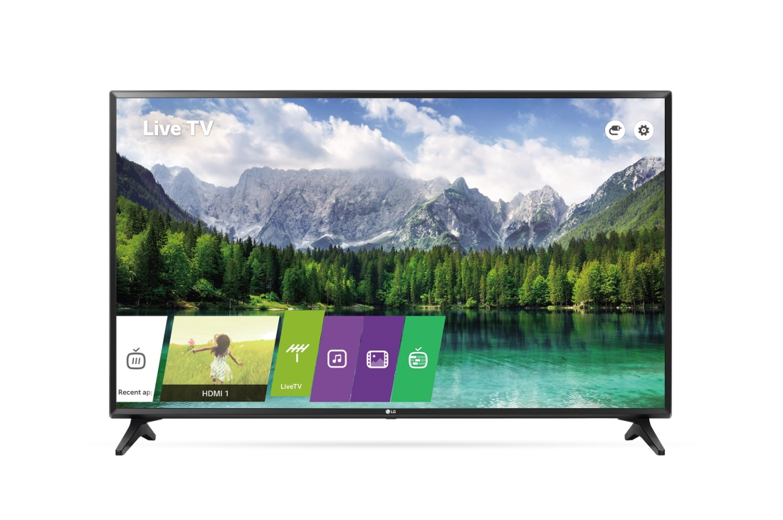 Pro: Centric Smart Hotel TV LG LU660H series